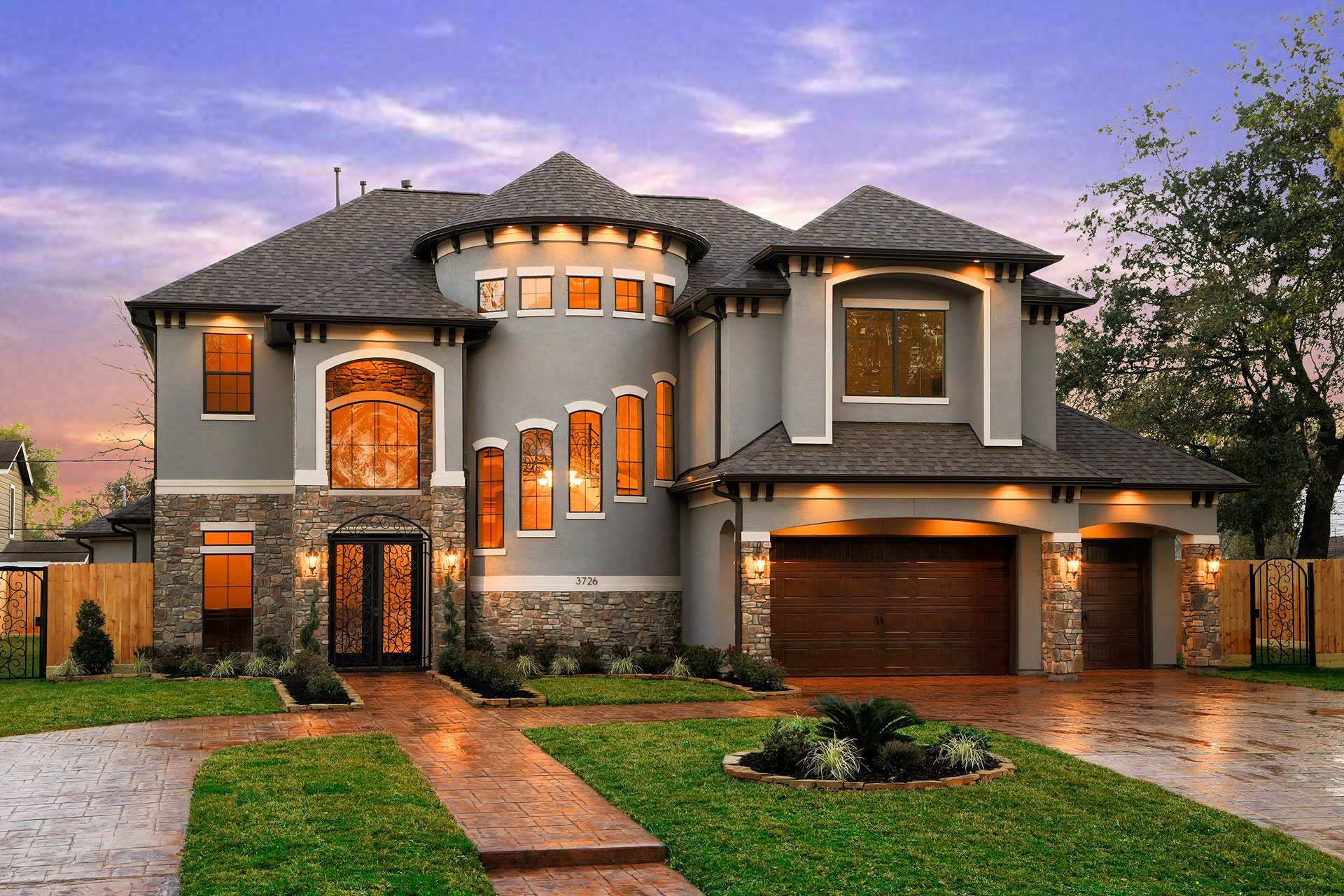 Mayberry homes houston homemade ftempo for Small home builders houston